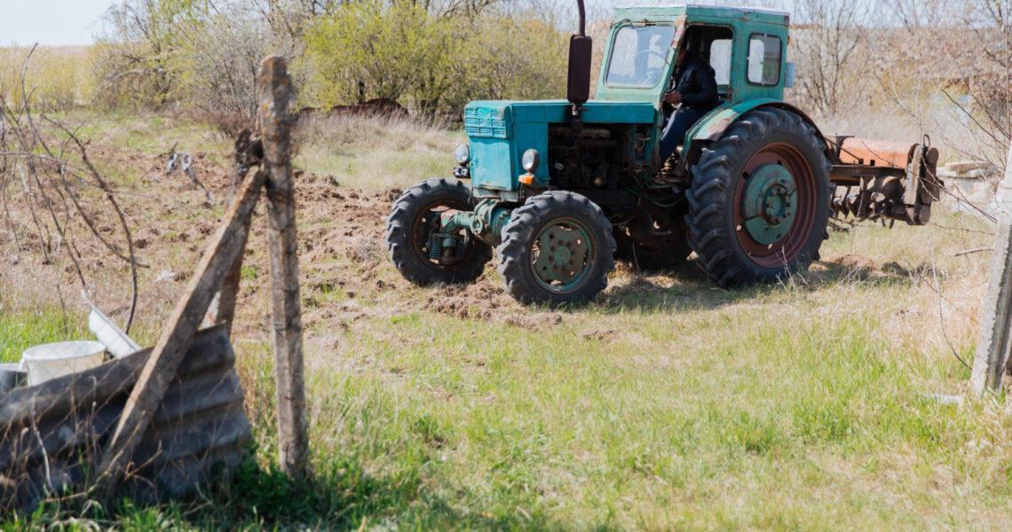 5 vigtige dele til din veteran traktor